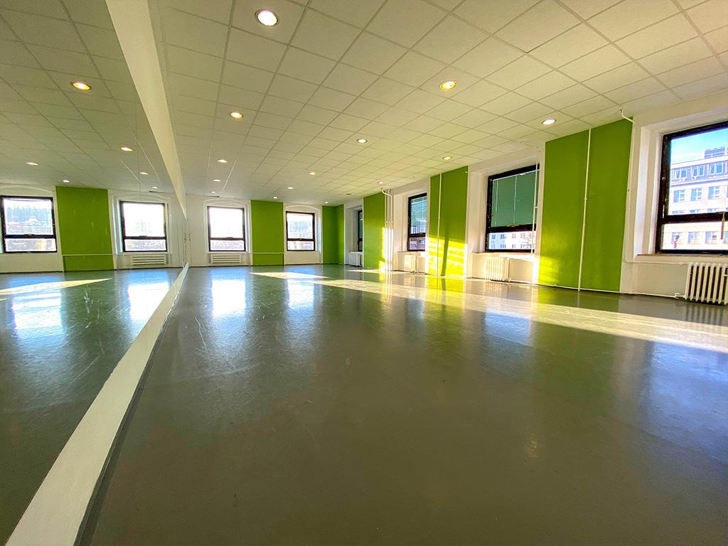 Zelený sál