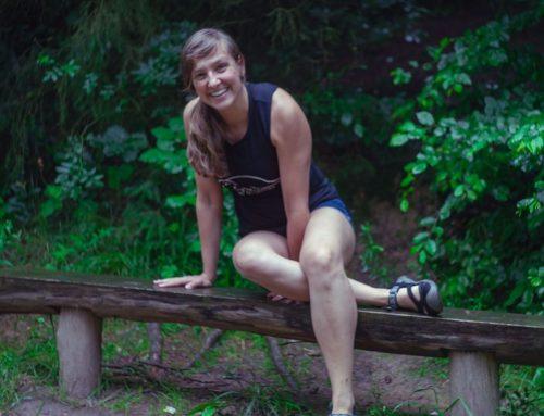 Terka Wittichová – lektorka Pilates