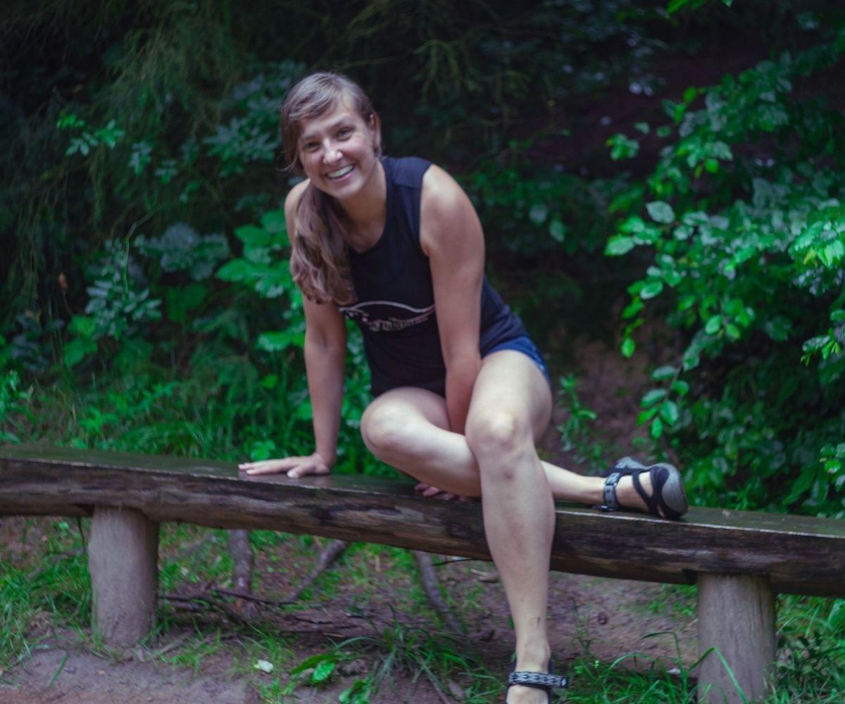 Terka Wittichová - Pilates Brno