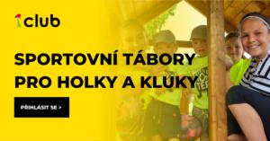 Sportovní tábory pro holky i kluky v Brně