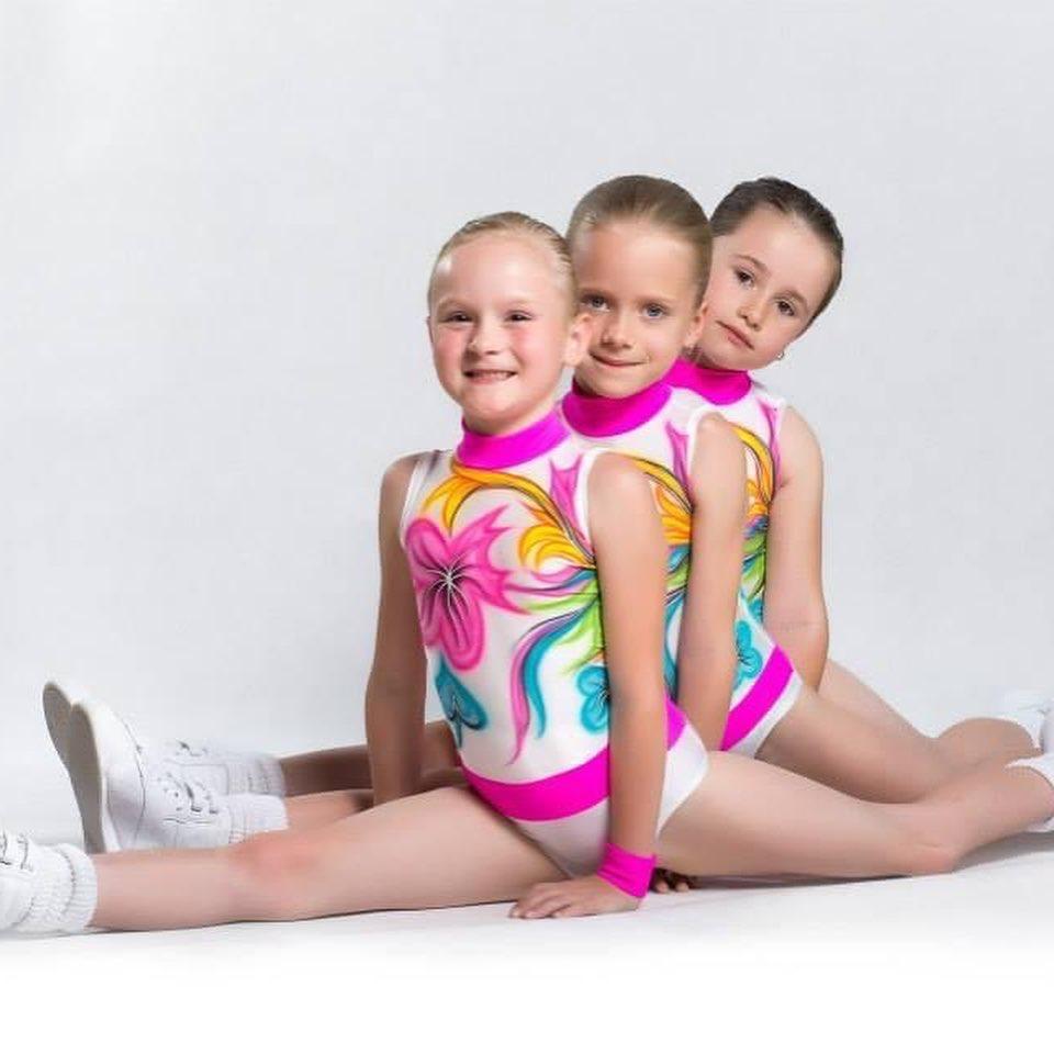 Trio Kristýnka, Terezka a Anička